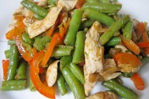 9 потрясающих рецептов со стручковой фасолью