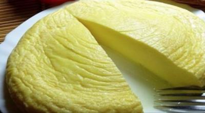 Удивительный способ приготовления омлета без сковородки!