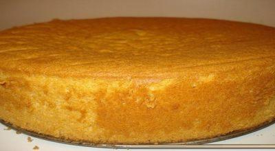 Очень вкусный бисквит! Бисквит получается пышным, мягким и очень вкусным
