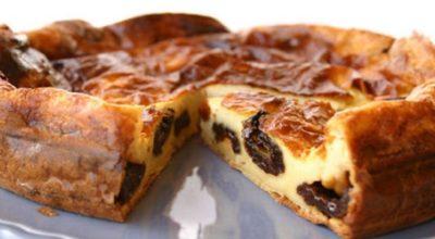 Бесподобный пирог с черносливом — «Бретонский фар»