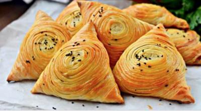 Домашняя самса из духовки: вкусная, ароматная, как в тандыре! Точный рецепт от друзей из Ташкента