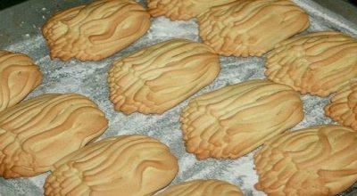Печенье «Хризантемы» из детства…или печенье «через мясорубку»