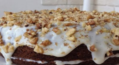 Торт за 10 минут + Время для Выпечки