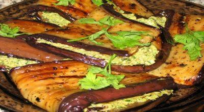 ТОП-3 самых вкусных блюда из баклажанов