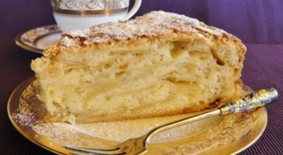Яблочный пирог «Шарлатанка»