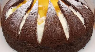 Изумительный торт «Килиманджаро»