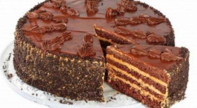 Торт «Мечта Жизни» всего за 10 минут