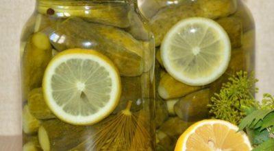 Безумно вкусные огурчики «Пражские» на зиму!