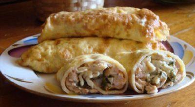 Бризольки: сытный завтрак,обед или ужин