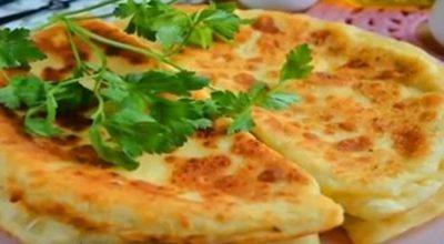 Проще не бывает: вкуснятина на сковороде а-ля хачапури