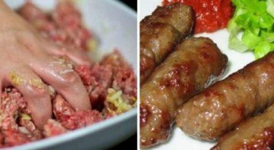 Рецепт необыкновенных турецких котлеток инегёль кёфте! Самое вкусное мясное блюдо что я пробовала!