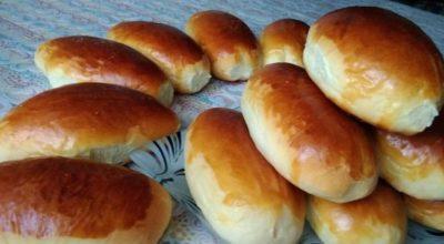 Супертающее тесто «Как пух» для пирожков
