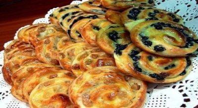 Французские булочки на завтрак!