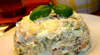 Салат Венеция — такие разные рецепты