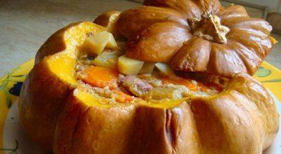 5 лучших блюд из тыквы