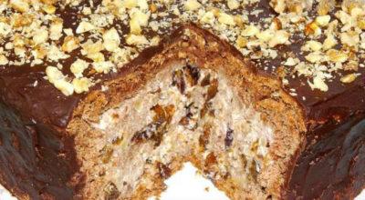 Шикарный торт «Кармелита». Невероятно вкусно