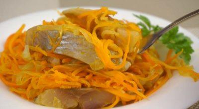 Закуска с селедкой: нереальная вкуснятина за 15 минут
