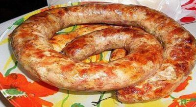 Самая вкусная домашняя колбаса из курицы!