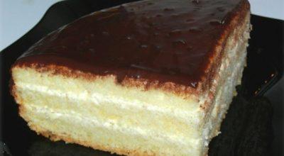 Бисквитный торт «Чародейка»