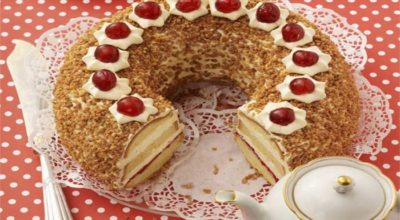 Торт «Франкфуртский Кранц»