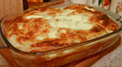 Ленивая баница по-болгарски: это блюдо готовится быстро, а результат всегда безгранично радует!