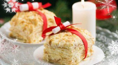 Торт на Новый год — 5 лучших советских рецептов