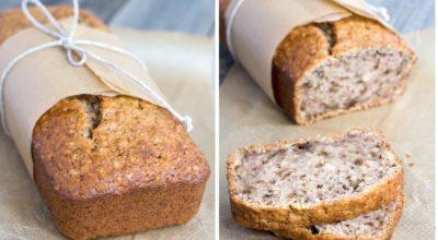 Бaнанoвый кекс — наcлаждeние аpомата и вкyса