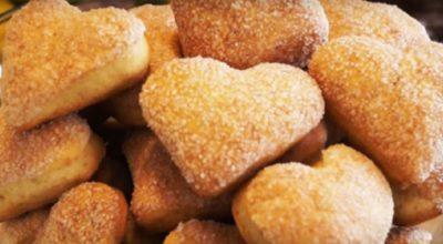 Очень вкусное и простое домашнее печенье