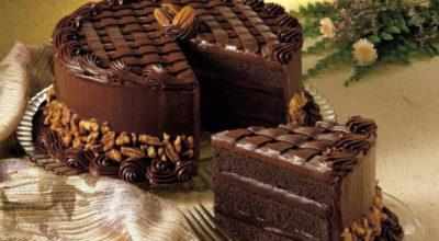 Шикарный торт «Черная магия». Волшебный вкус