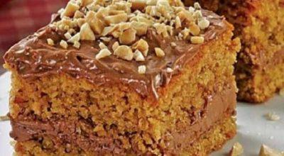 Торт «Мужской идеал»