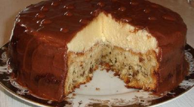 Сказочно вкусный тортик «Эскимо»