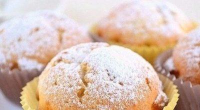 Творожные кексы — очень вкусные, мягкие, пышные