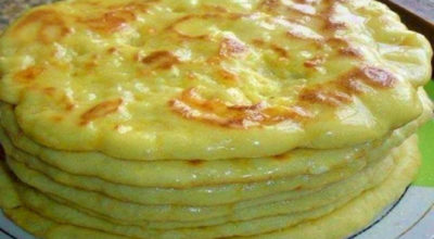 Хачапури с сыром на сковороде: тбилисский рецепт