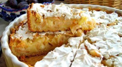 Цветаевский яблочный пирог: самый любимый рецепт творческой интеллигенции
