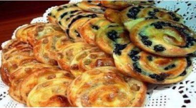 Французские булочки на завтрак. Рецепт простой, а вкус потрясающий