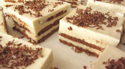 Готовим первоклассный торт за 25 минут без выпечки