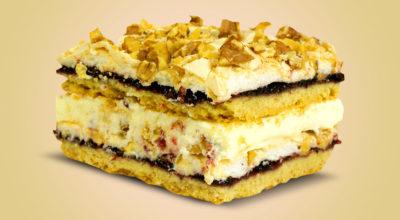 Песочный торт «Пани Валевская»: пробовала один раз, восхищаюсь по сей день