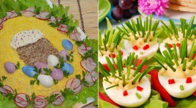 Простые и вкусные блюда на Пасху