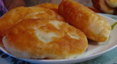 Аппетитные жареные пирожки с капустой. БЫСТРО, ПРОСТО И ОРИГИНАЛЬНО