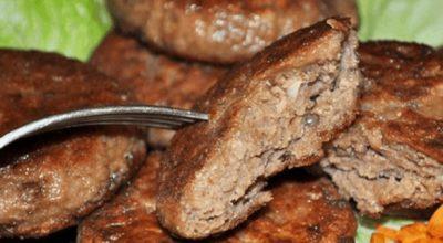Рецепт приготовления печёночно-картофельных котлет. Несложный рецепт бюджетного блюда