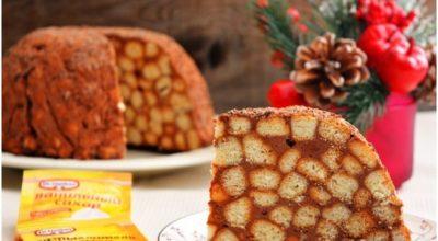 Торт «Муравейник» приготовленный по рецепту 1984 года