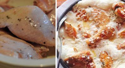 Узнав этот секрет, ты станешь готовить курицу только так. Чкмерули от грузинского джигита