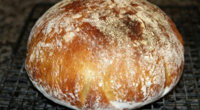 Хлеб не требующий замеса, который получается у всех