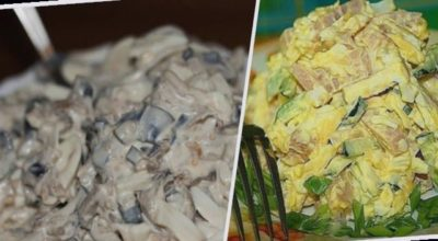 5 вкуснейших салатов для тех, кто любит пробовать новые вкусы