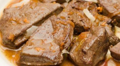 6 рецептов блюд с печенью