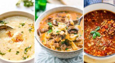 7 роскошных горячих супов со всего мира, которые можно приготовить за 30 минут