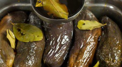 Маринованные баклажаны по особенному рецепту — невероятно вкусная закуска к мясным блюдам