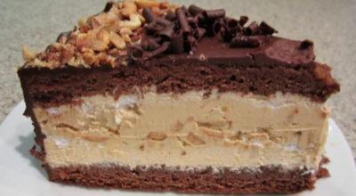 Обалденный торт «Сникерс». Самый лучший и простой рецепт, сохраняем в копилочку