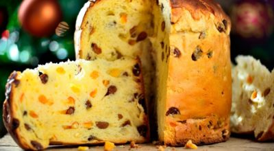 Пасхальный кекс «Панеттоне» из Италии