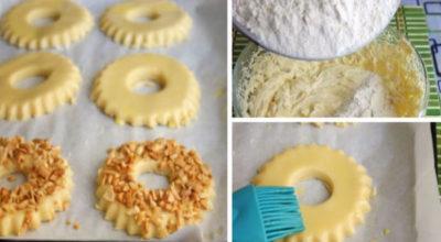 Рецепт очень вкусного песочного печенья по ГОСТу